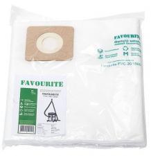 Фильтр-мешки для пылесоса FVC 20/1500 FAVOURITE 5шт.