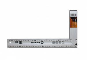 Угольник алюминиевый литой 300 мм ВИХРЬ