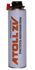 Очистительное средство для монтажной пены АТОЛЛ  500 мл