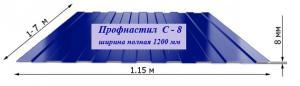 Профнастил С-8