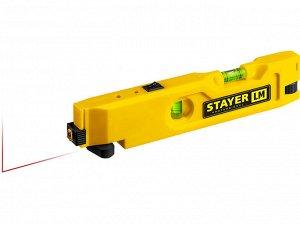 Лазерный уровень STAYER LM 34985 ЗУБР